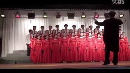 洛阳市第三届中小学生艺术节合唱比赛预赛-2012-5-12