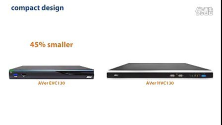 AVer EVC3000 1080p 定焦视频会议终端介绍