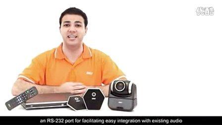 AVer HD3000 内置四点 MCU 视频会议系统介绍
