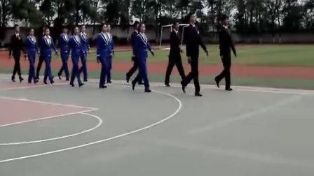 湖南省怀华市振华职业学校礼仪赛