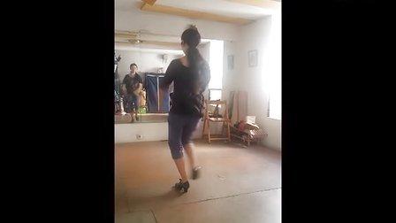 bulerias简单舞序