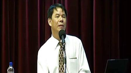 新加坡金链灵修神学院讲师:张克复牧师--追求卓越超越平庸3