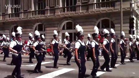 美国国庆游行