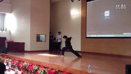 北京第二届双节棍大赛 男子双棍第一 李琦