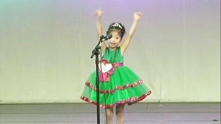 陕西赛区选拔赛6月9日上午:小学A组声乐类