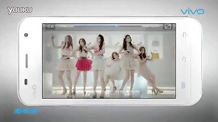 vivo智能手机2012最新广告(让音乐活起来).