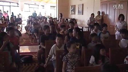 2012年上海天马夏令营第三营结营仪式