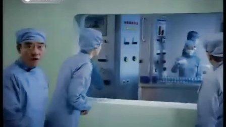 李立群三精双黄连口服液广告