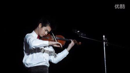 梁爽 原创 小提琴与钢琴曲《纪念肖邦》 作于2012年1月