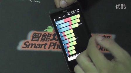 【DiyPDA首發】HTC EVO 4G LTE評測--跑分測試