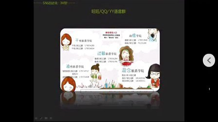 淘宝视频 sns营销 晓晓丽衣馆
