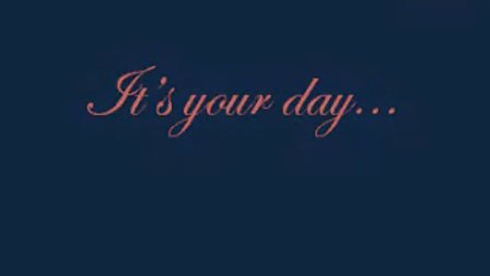 it~s your day-nathalie dorra