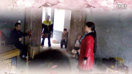 """首届庐剧""""丁玉兰""""杯刘长芬彩排现场"""