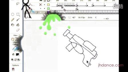 经典搞笑flash动画的动画-90后编