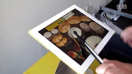 Real Drumstick rock out on the iPad!!