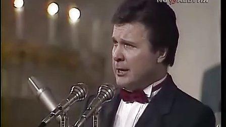 【好声好色俄罗斯】你是我的希望,你是我的欢乐(列夫·列申科演唱)