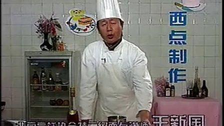 【火】肉松面包做法_用微波炉做面包
