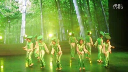 济南大学泉城学院艺术团舞蹈《雨竹林》