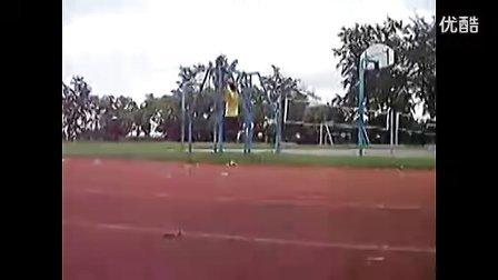 行军跑酷 尹飞翔个人视频