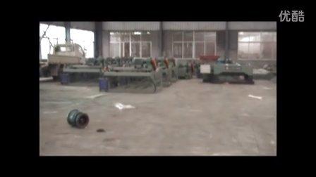 银基全程拍摄各种木业机械-找圆机