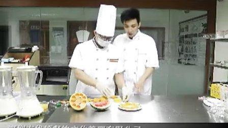 鲜果布丁,冰淇淋,水果捞,甜品的制作方法——优顿餐饮培训