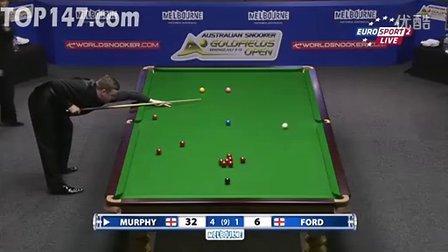 第二轮 肖恩-墨菲(95) vs 汤姆·福德 第6局