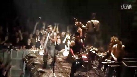 Rammstein Made in Germany 北美篇 --  BUCK DICH 特殊版