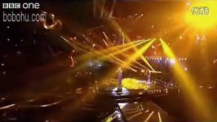 英国之声冠军Leanne Mitchell深情献唱成名曲Run To You