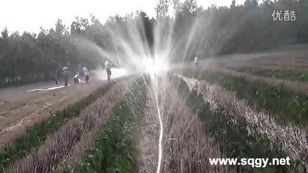 商丘公益网:看农村浇地灌溉是怎么节约水资源的 音乐版