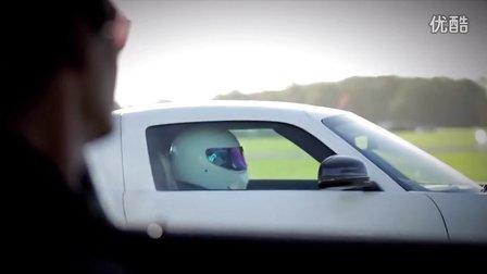 英国疯狂汽车秀Top Gear大赛,谷歌街景车 VS 奔驰