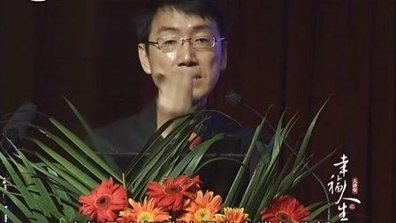 """2012年3月18日""""名家讲坛"""" 崔玉涛讲座《早期营养与成人期健康关系》下"""