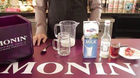 SINODIS西诺迪斯 - Monin莫林糖浆 - Ice Milk Tea 冰奶茶