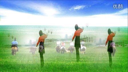 路通广场舞我的大草原