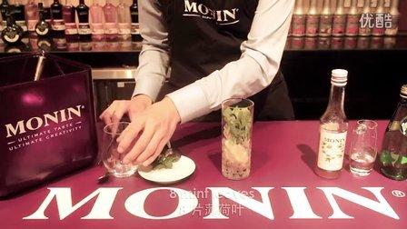 SINODIS西诺迪斯 Monin莫林糖浆 Passion Fruit Mojito 百香果莫西多