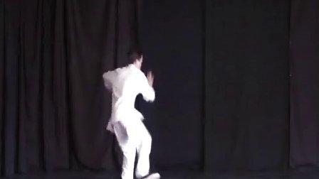 太极拳名家傅能斌老师精彩视频:陈式太极拳老架二路教学示范