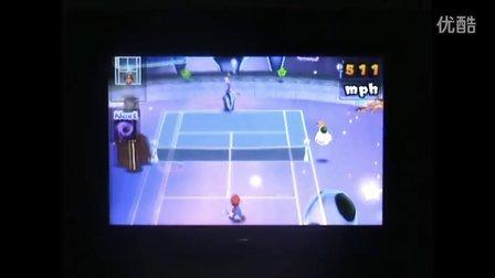《马里奥网球:公开赛》巴士视频评测