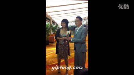葉童吳鎮宇新加坡红星大奖2012媒体访问ENDING