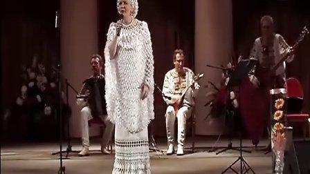 纺织姑娘(加林娜·舒米尔金娜演唱)