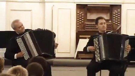 伏尔加河小唱(安德烈·沙林、谢尔盖·加拉宁演奏)