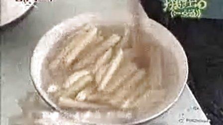 家庭自制薯条薯片