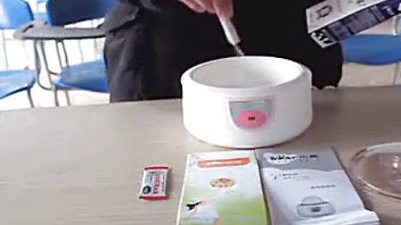 Bear小熊 SNJ-505小熊冰淇淋酸奶机