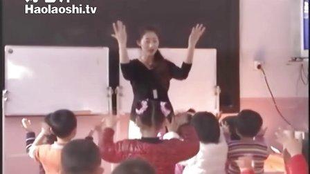 中班健康《能干的小手》幼儿园公开课视频
