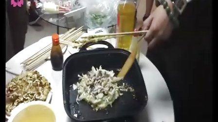 重庆樱花国际日语-文化盛宴·什锦烧