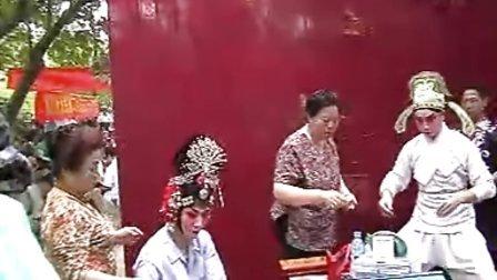 楚劇 2010年中山公園楚劇錄像