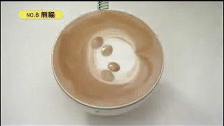 世界顶级咖啡师讲解: 咖啡制作与拉花方法 咖啡教学 咖啡拉花(二)