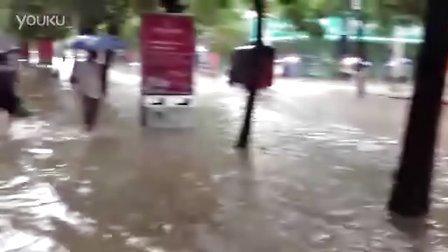 麻阳201207017,21年来最大的洪灾