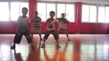 长沙HUK街舞工作室 2012暑期少儿班