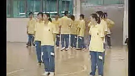 高一搏击操福建李昂达 2新课程高中体育优质课评比暨观摩