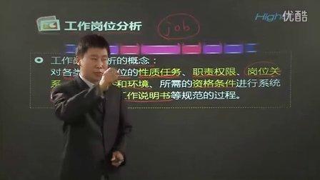 人力资源管理师三级视频教程