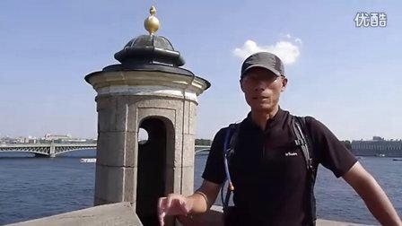 彼得大帝笔下的圣彼得堡